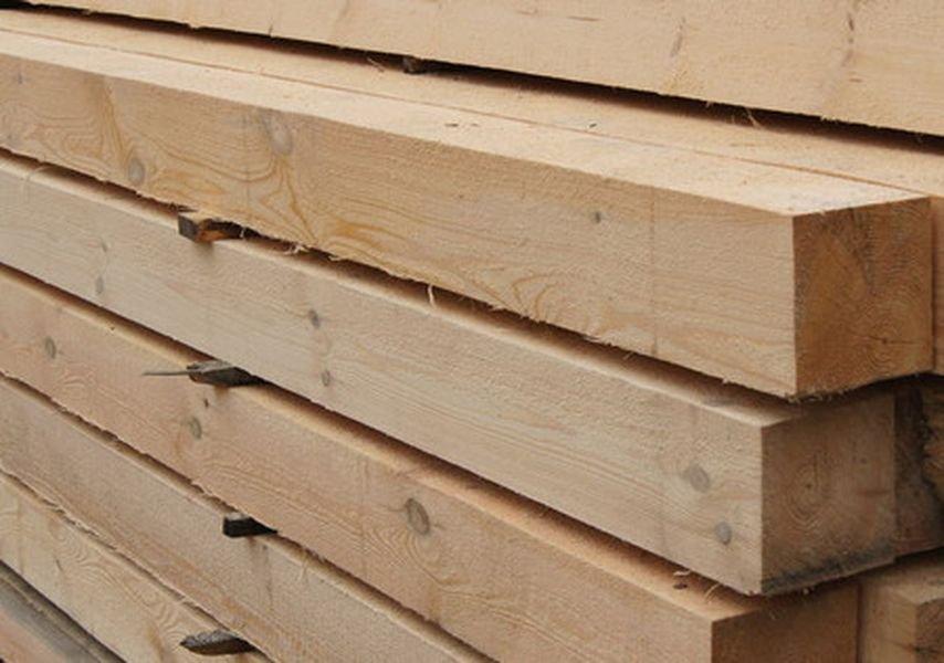 Про деревянный брус — виды, применение