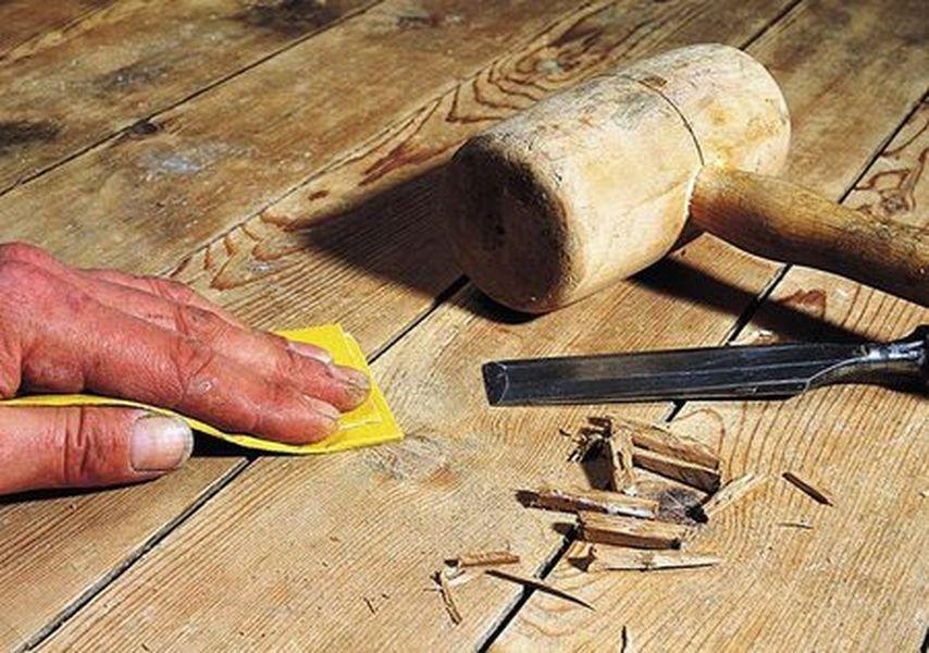Как избавиться от скрипа деревянных полов