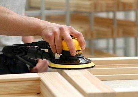 Методы шлифования при работе с древесиной