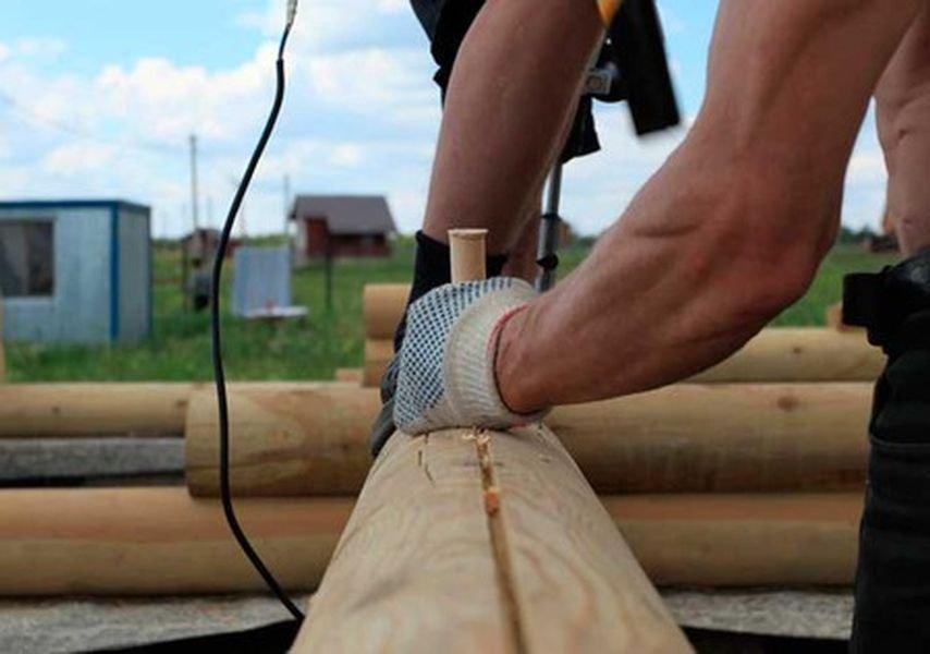Нагель деревянный или металлический