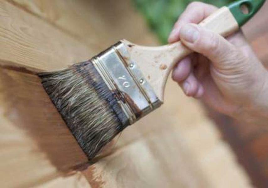 Правильная огнебиозащита деревянных конструкций