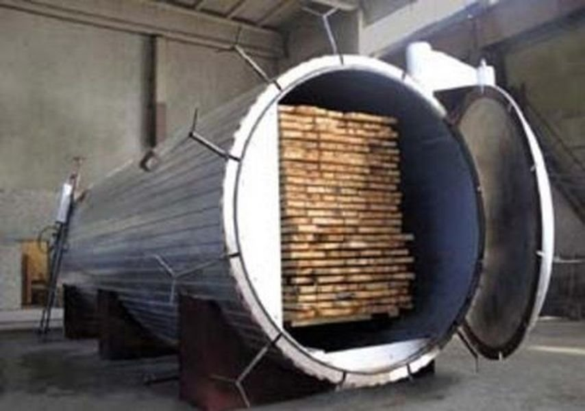 Сушка древесины – технологии и особенности