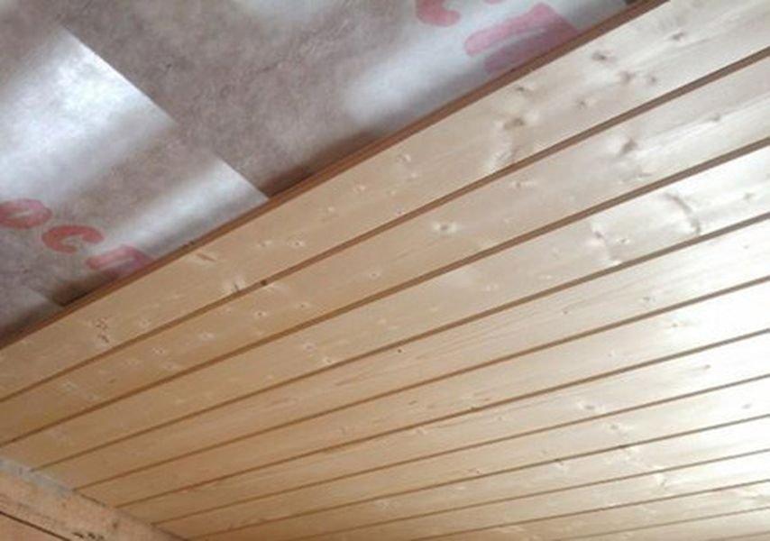 Технология обшивки свежесрубленного дома