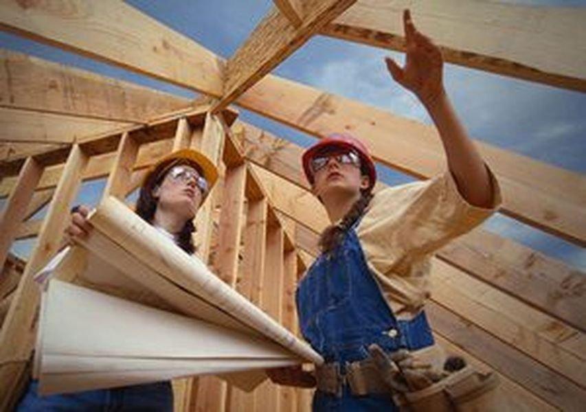 Возведение деревянных домов – практические советы