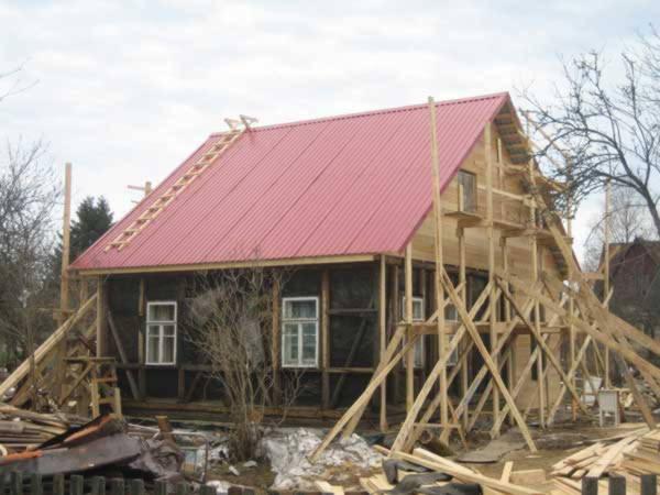 Как сделать леса своими руками. - Дом и стройка - Статьи - FORUMHOUSE 31