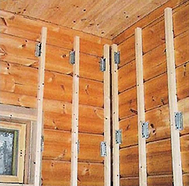 Внутренняя отделка деревянного дома: самые