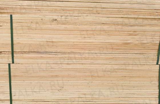Фанера берёзовая 15 мм  ФК строительная 1525х1525 мм