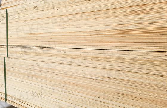 Фанера 15 мм береза ФК строительная 1525х1525 мм