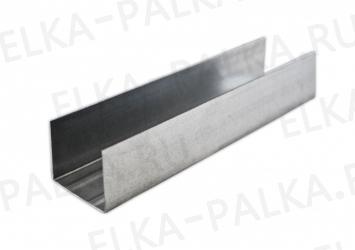 Металлический профиль Кнауф ПН 28/27-3000 мм направляющий