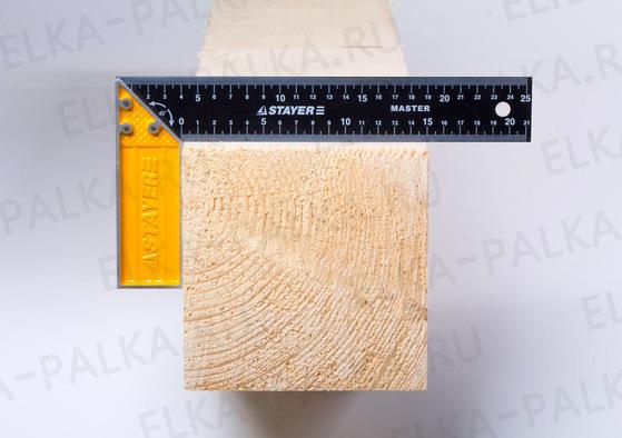 Обрезной брус 150 х 150 1 сорт
