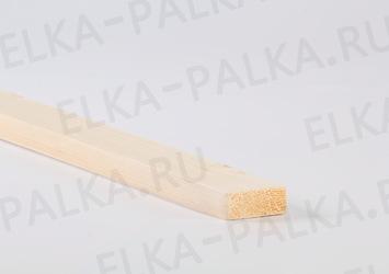 Рейка строганая сухая 20 х 50