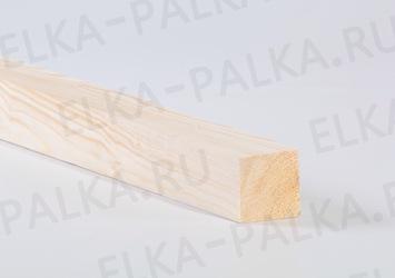 Брусок строганый сухой 50 х 50