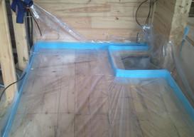Демпферная кромочная лента для стяжки
