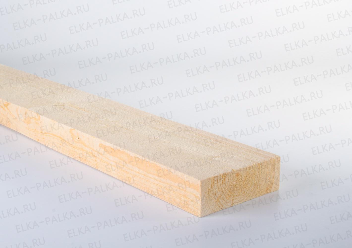Обрезная доска лиственницы 50х200