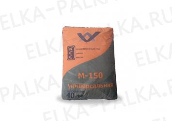 Пескобетон штукатурная смесь М150