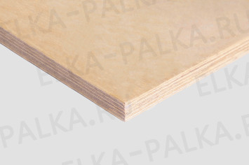 Фанера для опалубки 12 мм строительная береза ФК 1525х1525 мм