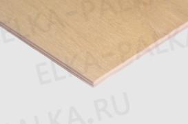 Фанера берёзовая 6 мм  ФК строительная 1525х1525 мм