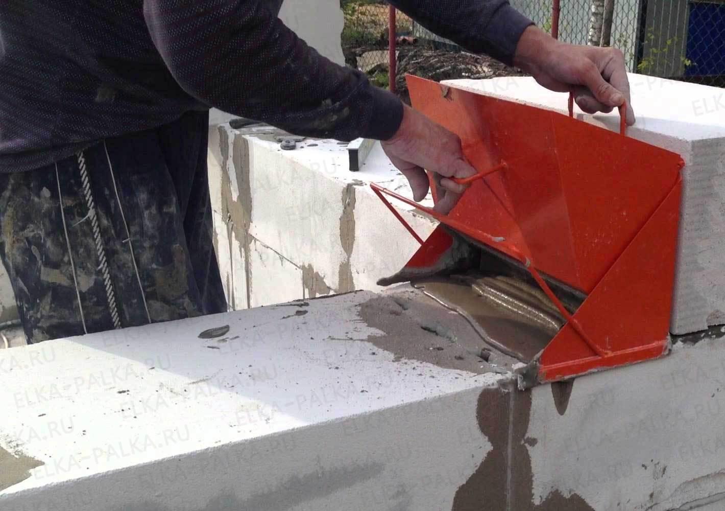 газоблок кладка на клей или раствор