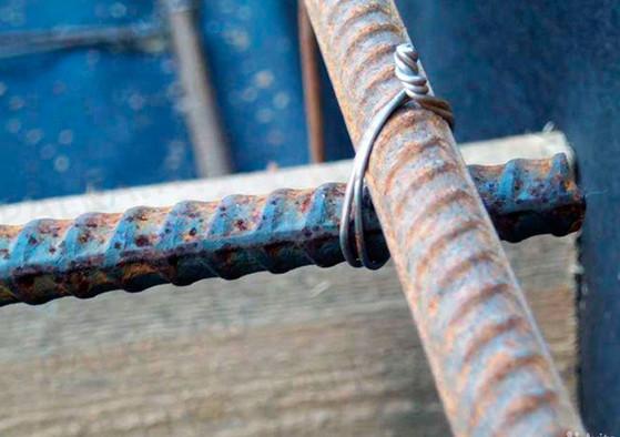 Крючок вязальный для арматуры