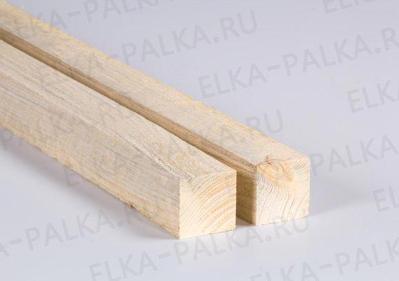 Обрезная рейка 45 х 45