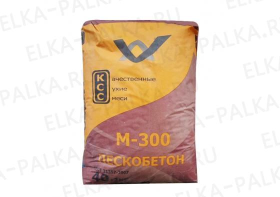 Пескобетон сухая смесь М300