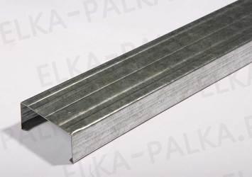 Металлический профиль Кнауф ПП 60/27-3000 мм стоечный