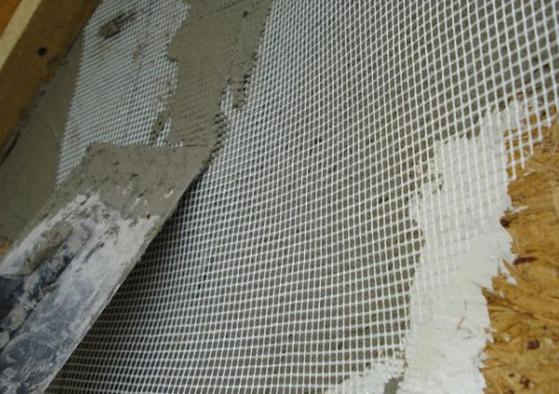 Сетка малярная штукатурная под шпаклевку