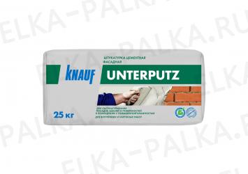Штукатурка Кнауф Унтерпутц