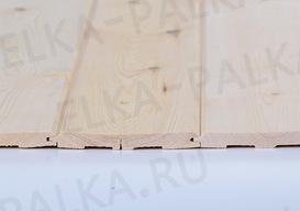 Вагонка Штиль 13,5 х 115 мм сорт С